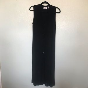Chico's Traveler's Button Up Maxi Dress or Jumper